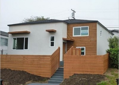 Case Study – Construction and remodel of Martin St. Project