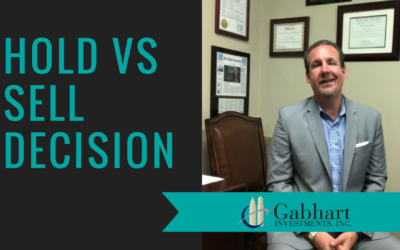 Hold vs Sell Decision – Real Estate Investing Class