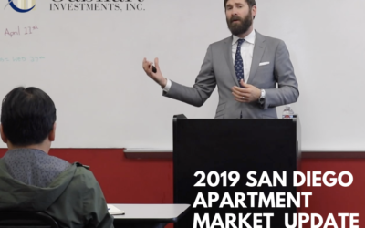 San Diego 2019 Apartment Market Update [Full Report]